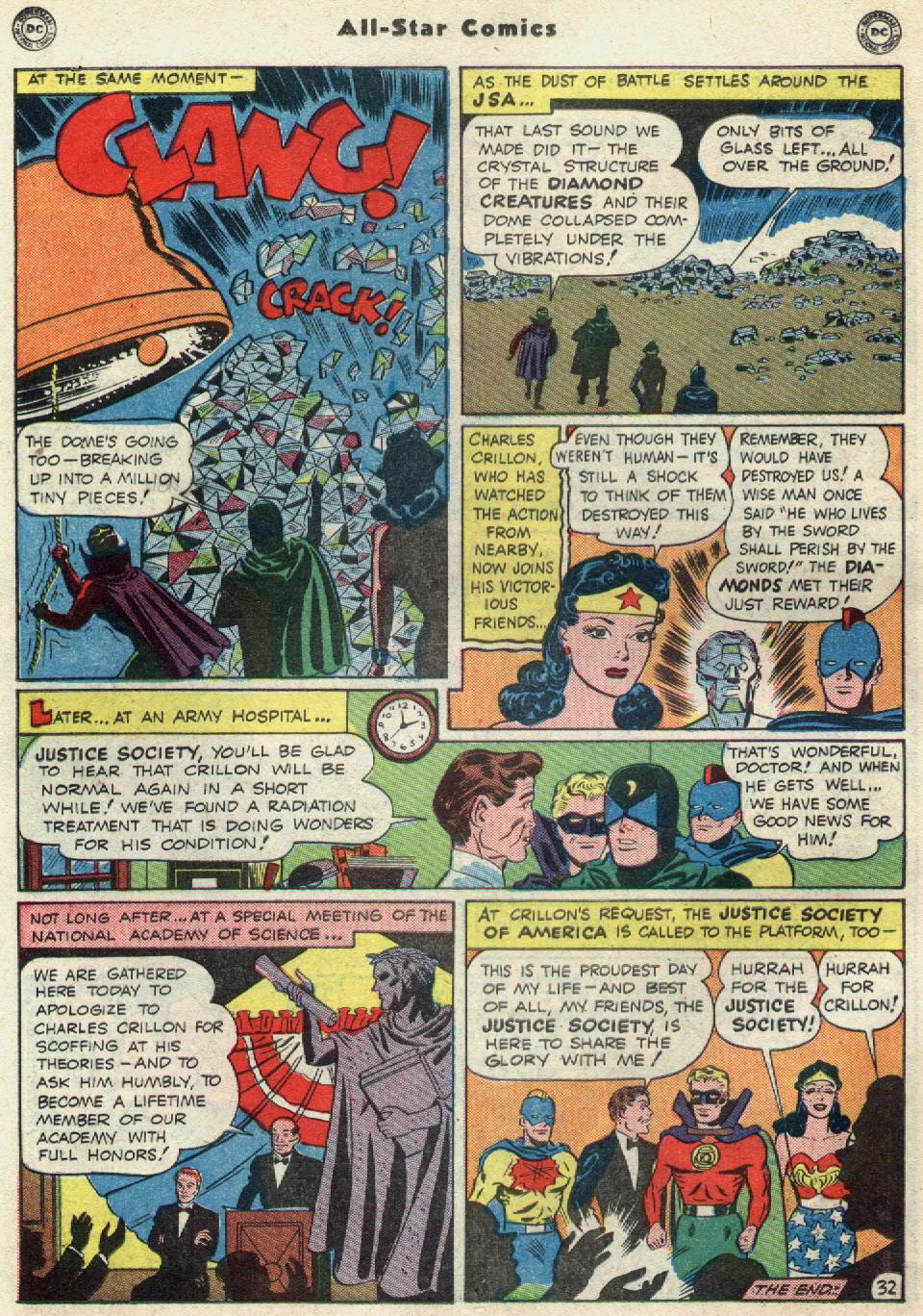 Read online All-Star Comics comic -  Issue #51 - 38