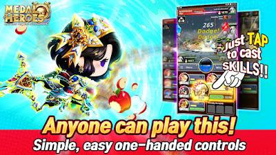 Medal Heroes (MOD, God Mode/One Hit) APK Download