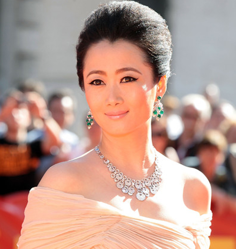 Actress And Celebrity Pictures: List Of Chinese Actresses