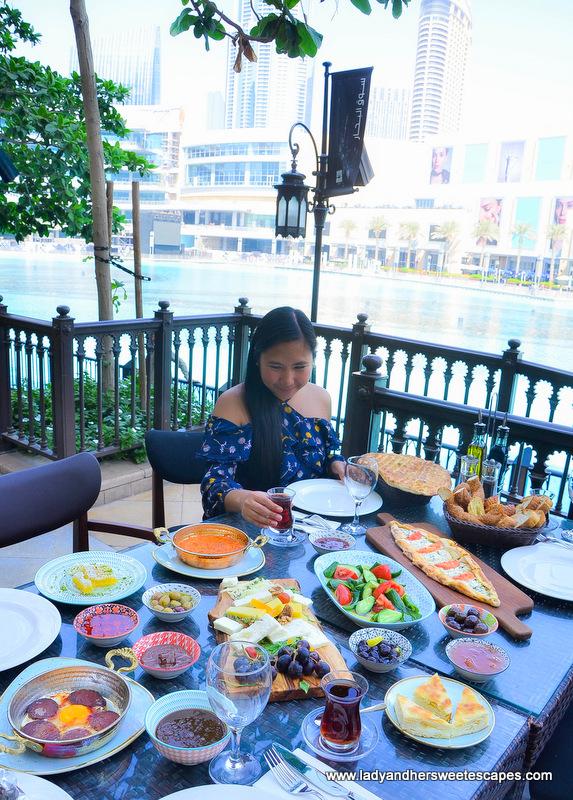 Lady in Gunaydin Dubai