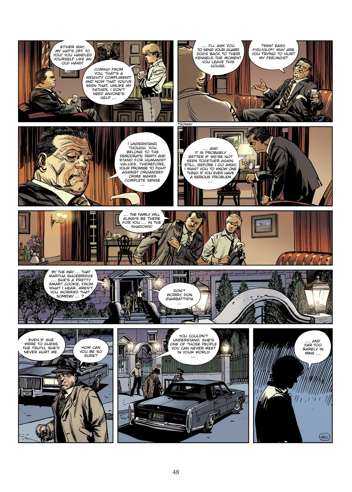XIII Mystery issue 8 - Page 50