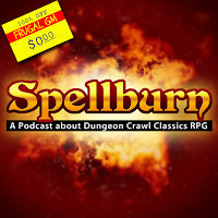 Free GM Resource: Spellburn Podcast