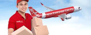 Air Asia Cargo Carrier dan Undername Export Jakarta Singapore Door to Door