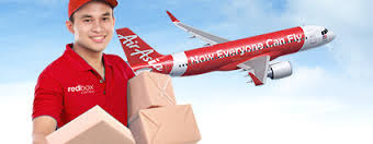 Undername export jakarta to singapore with AIRASIA CARGO