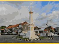 Geografis Yogyakarta