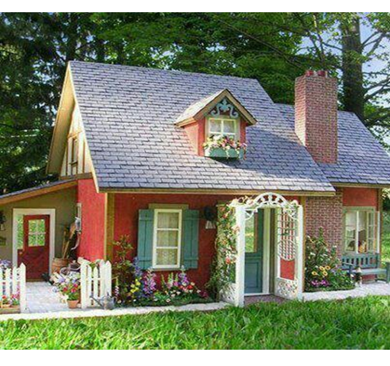 Find your dream home with these 50 beautiful photos of for Dream home house plans