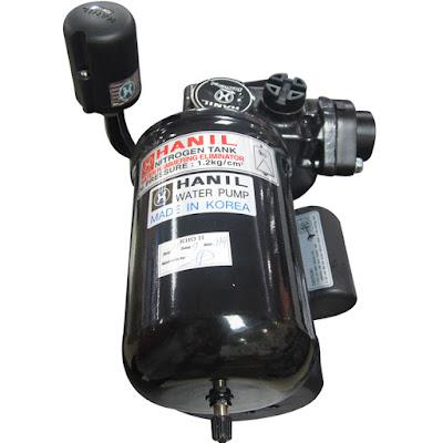 máy bơm tăng áp cho máy lọc nước