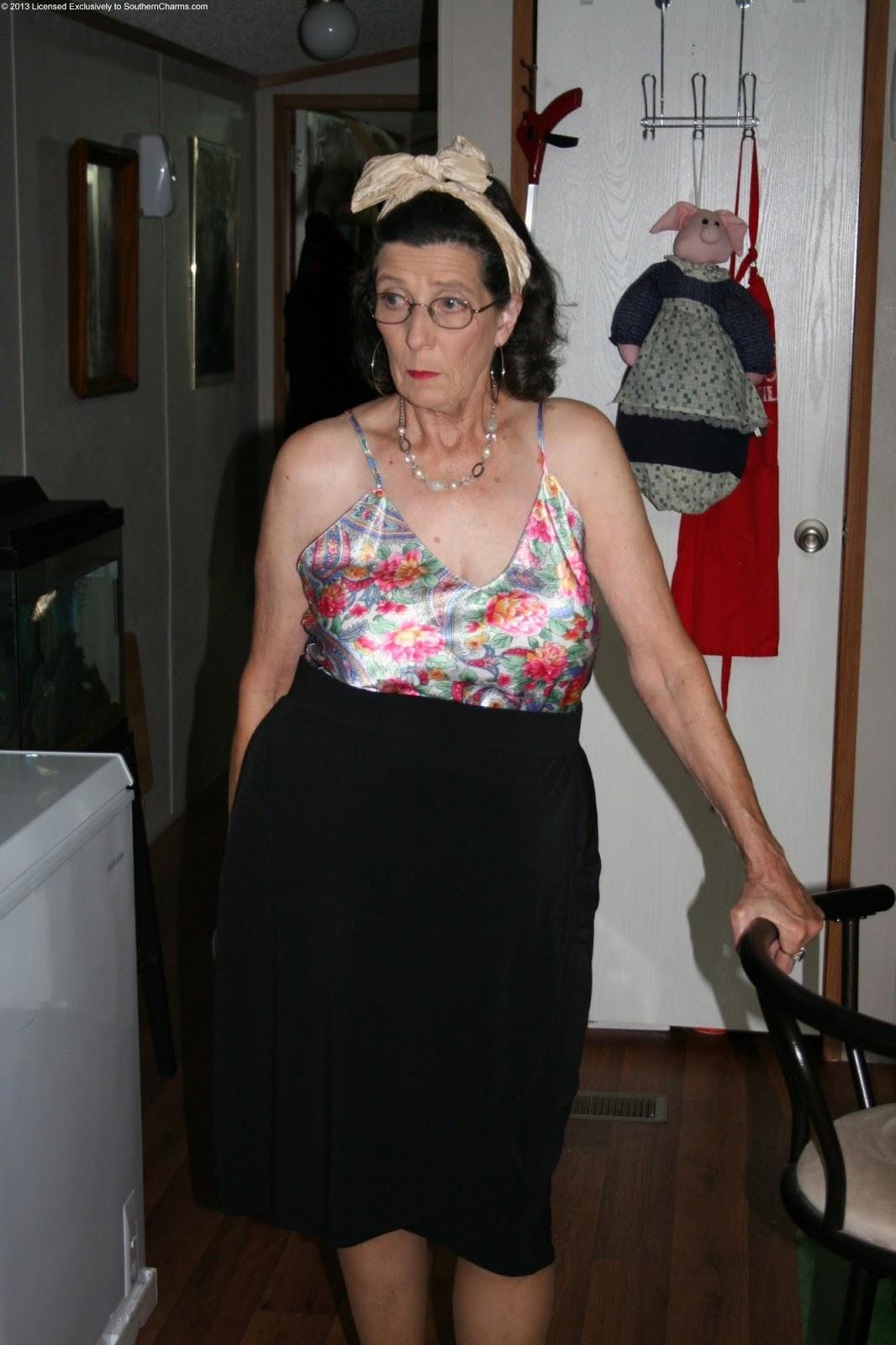 Photo Sexy Granny