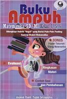 Buku Ampuh Matematika SD/MI Kelas 4, 5, 6. Murah