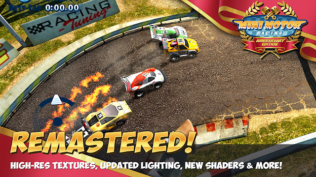 Mini Motor Racing v2.0.2 MOD