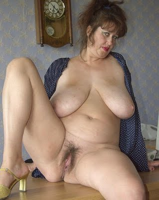 Fantasy)))) hot sweaty mature fanny really