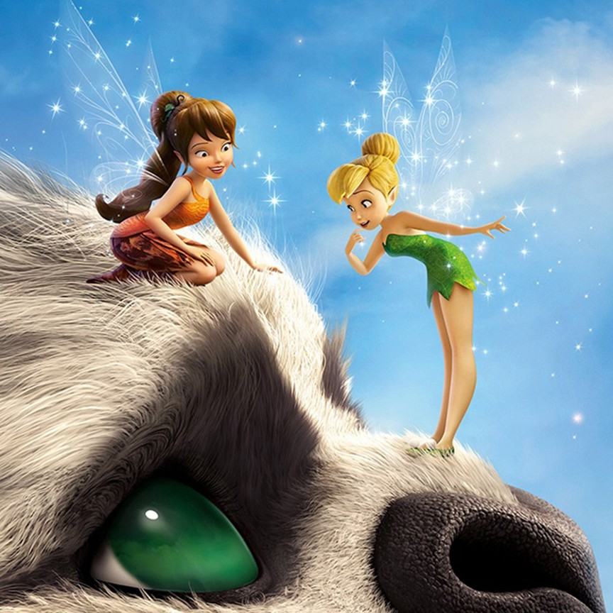 Tinker Bell And The Legend Of The Neverbeast 2014 Full ...