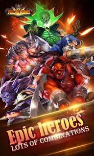 Phalanx Heroes MOD APK Unlocked All Item