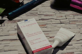 Clarins Gel Contour des Yeux: <br/>Does It Make You Look Alive When You Get Up At 05:30AM?