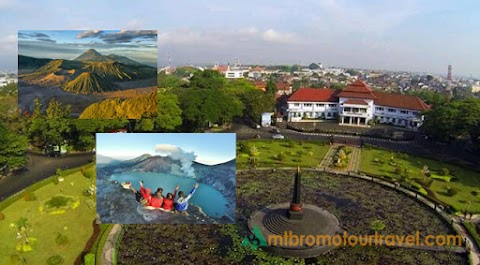 Travel Malang City Tour, Bromo Ijen Crater Package