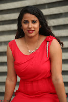Shravya Reddy in Short Tight Red Dress Spicy Pics ~  Exclusive Pics 096.JPG