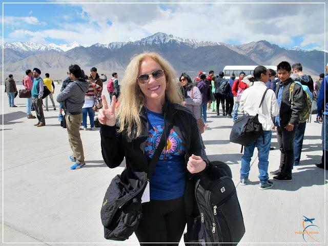 Kushok Bakula Rimpoche Airport em Leh, Ladakh