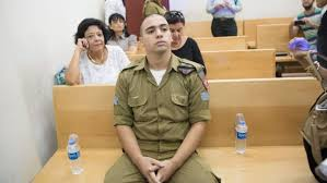 Tribunal recusa apelação de Elor Azaria condenado por matar palestino