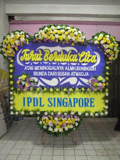 Karangan Bunga Papan Murah Di Ciater