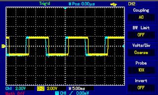 Power factor measurment using Arduino