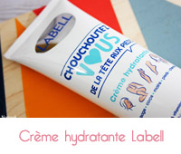La crème hydratante tout en un de Labell