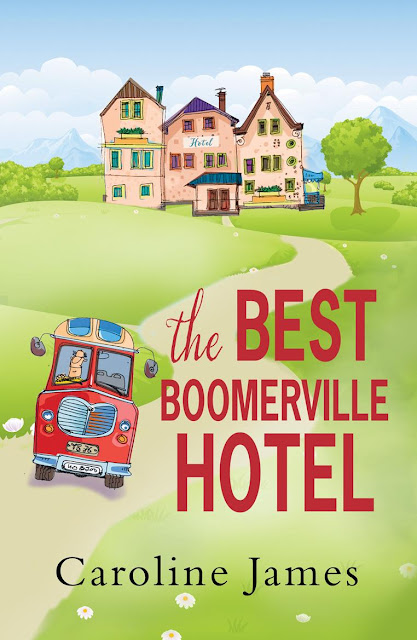 The Best Boomerville Hotel by Caroline James