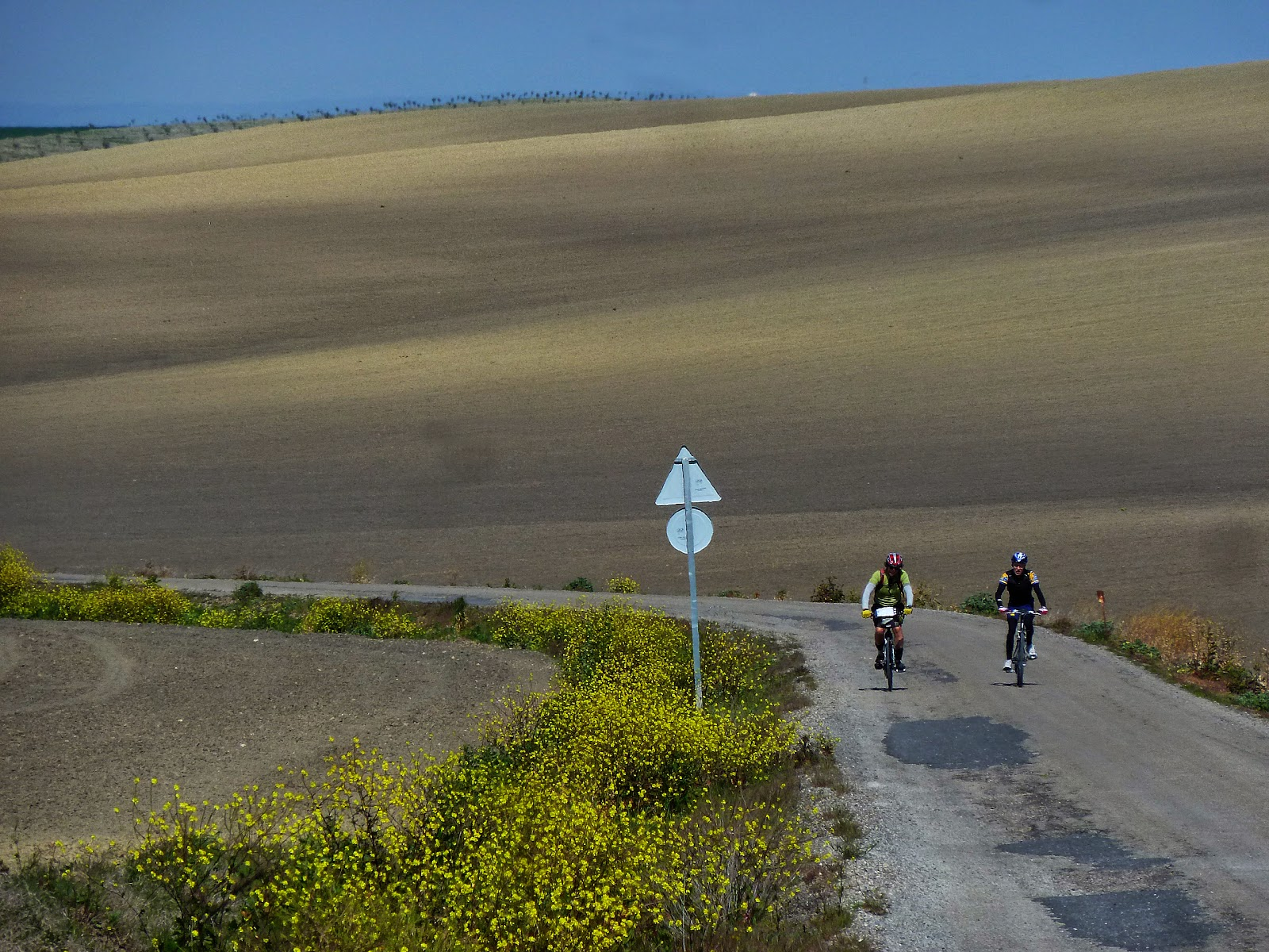 Bike Tour in Cordoba province, Spain