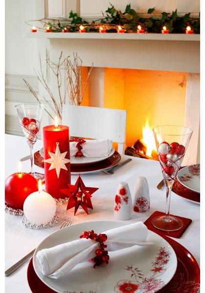 Przyjęcia Imprezy Party świąteczne Dekoracje Stołu Dla Każdego
