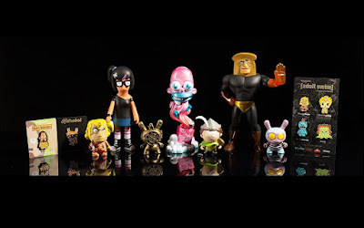 Kidrobot San Diego Comic-Con 2017 Exclusives