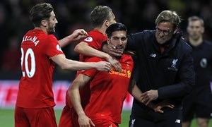 Liverpool FC EMre Can