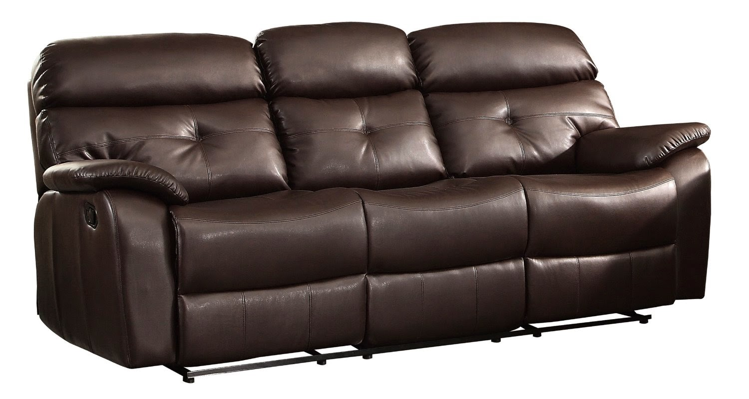 Cheap Reclining Sofa And Loveseat Sets: Curved Leather ...
