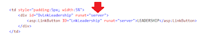How Do I Apply a CSS ID When a Control is Runat=Server?