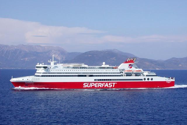 Ηγουμενίτσα: Τραυματισμός 75χρονου οδηγού φορτηγού ανάγκασε το πλοίο να επιστρέψει στο λιμάνι