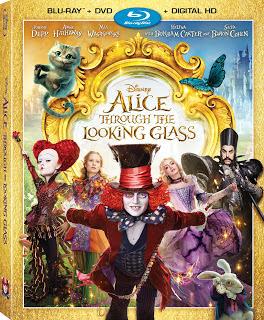 Alice Through the Looking Glass (2016) Hindi Dual Audio 720p BluRay [1.1GB]