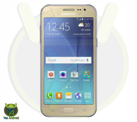 J200BTUBS1APH1 Android 5.1.1 Galaxy J2 SM-J200BT