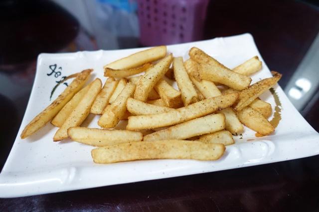 王牌健康素炸物薯條