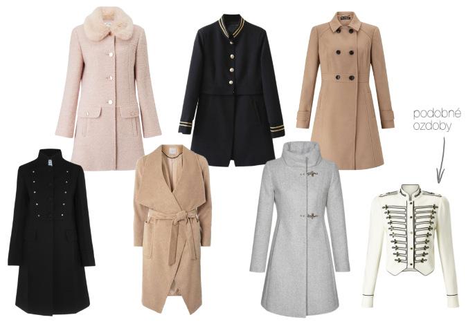 Takisto vám pomôžu kabáty so širokými ramenami. Vyhnite sa opaskom a  výrazným vreckám v oblasti bokov 8c7720a4726
