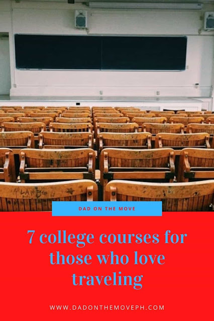 top college courses for those who love traveling