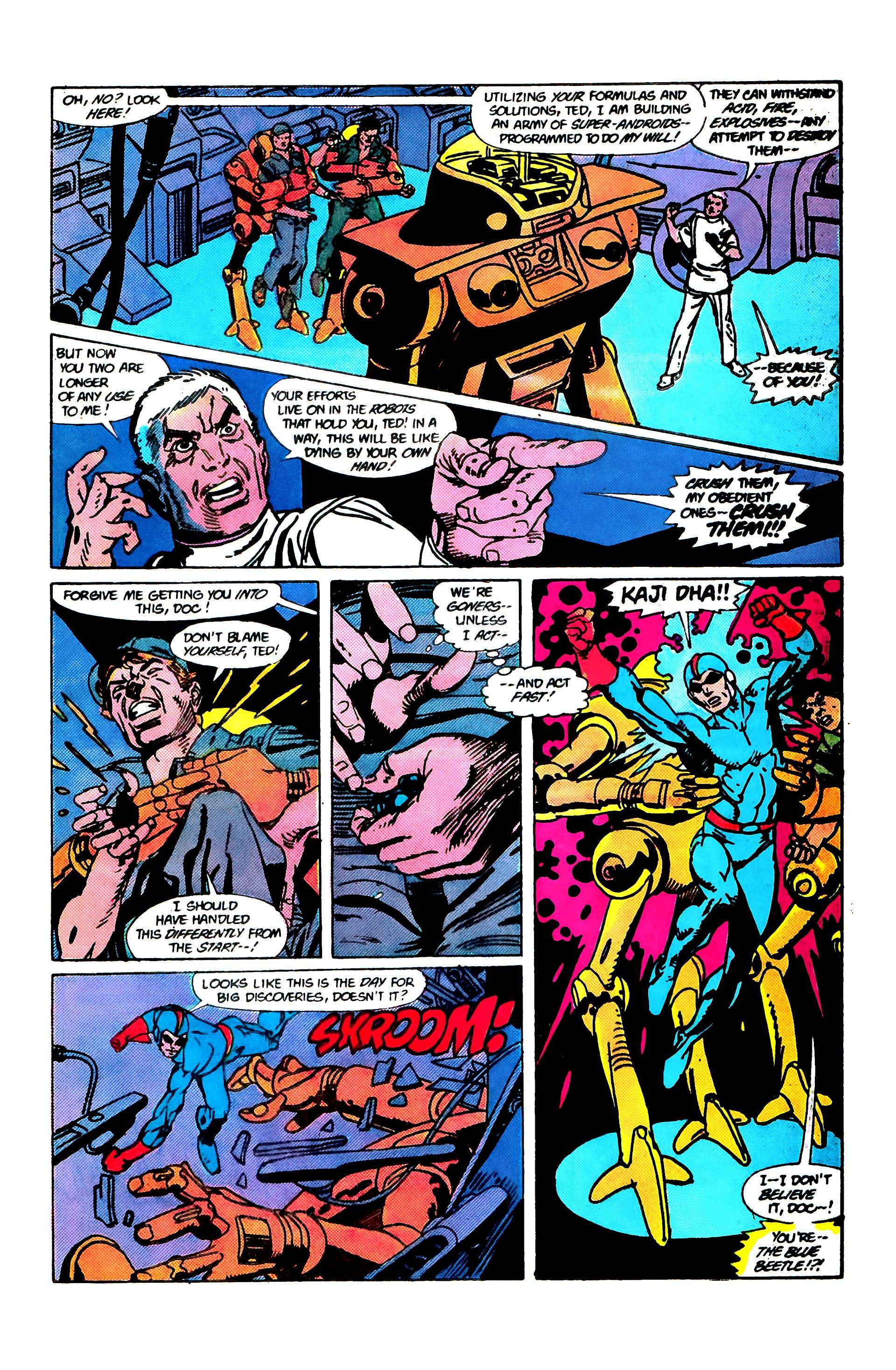 Read online Secret Origins (1986) comic -  Issue #2 - 25