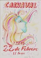 Carnaval de El Borge 2015 - Salvador Vega Ruiz