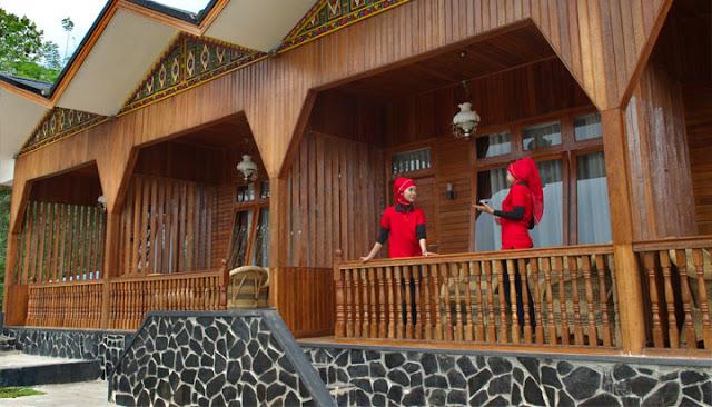 Hotel di Padang Panjang