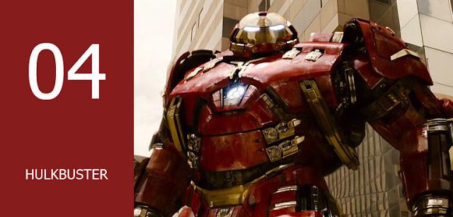 armor iron man paling badass keren