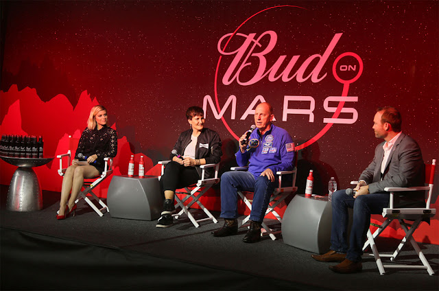 Evento Bud on Mars
