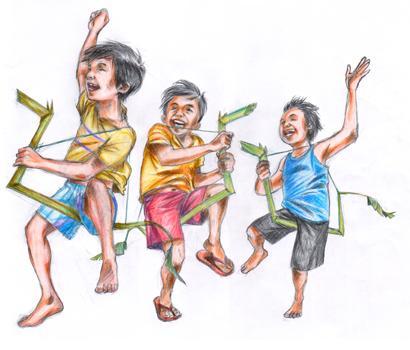 Mengenal Gambar Ilustrasi Yoki Mirantiyo