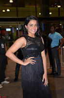 Wamiqa Gabbi in a sleeveless Black Designer Transparent Gown at 64th Jio Filmfare Awards South ~  Exclusive 045.JPG