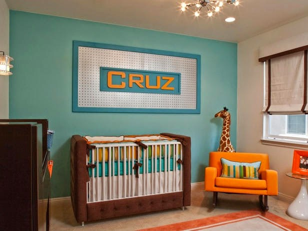 children room-baby