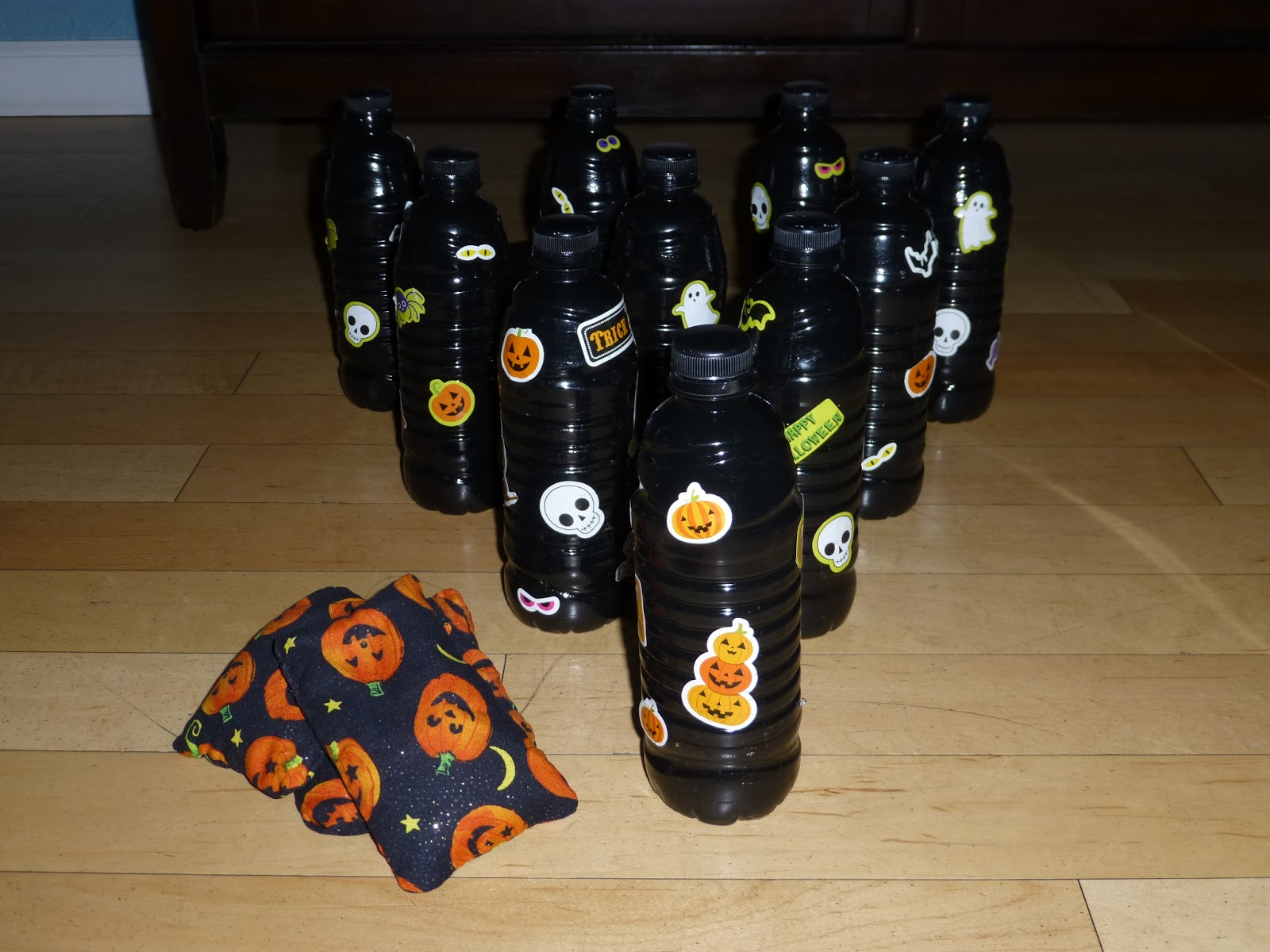 Theresa S Mixed Nuts Halloween Party Games Part 2