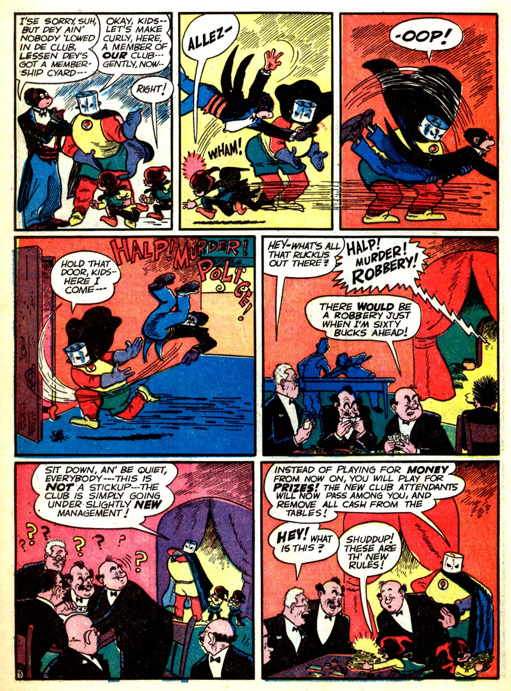Read online All-American Comics (1939) comic -  Issue #39 - 45