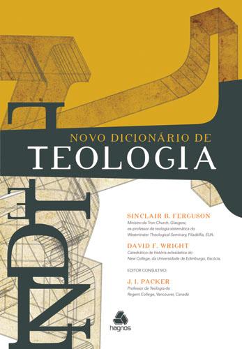 Vários Autores-Novo Dicionário De Teologia-