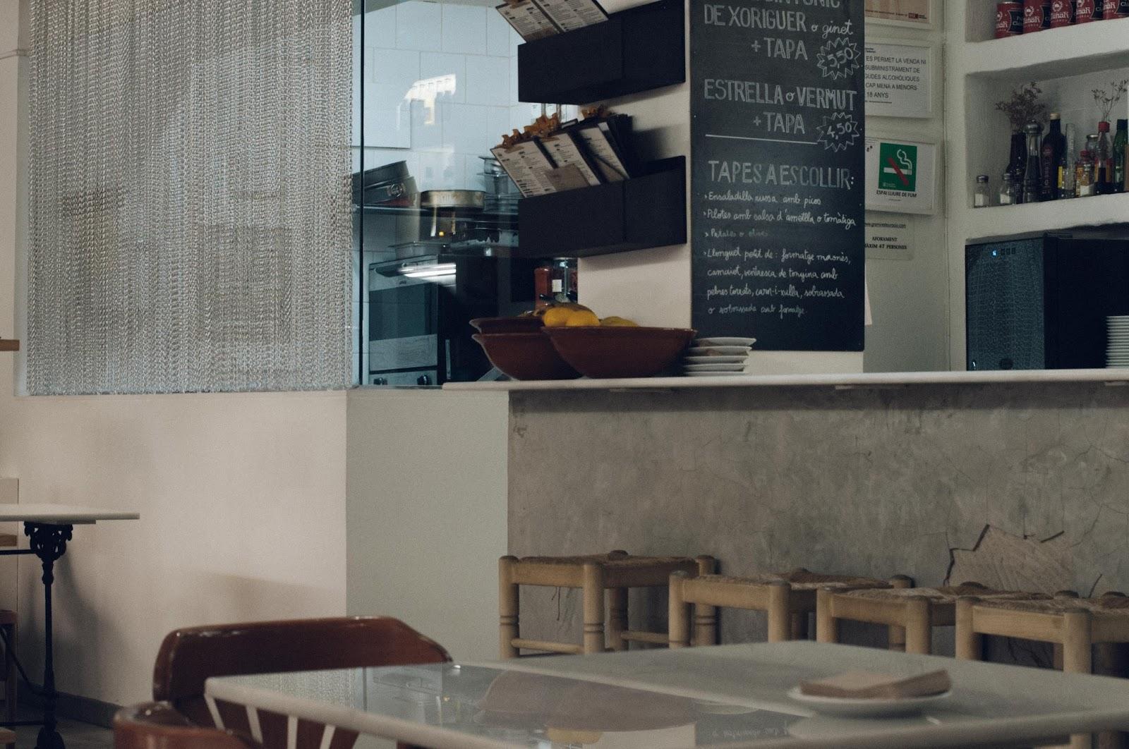 Ido Balear restaurante Barcelona